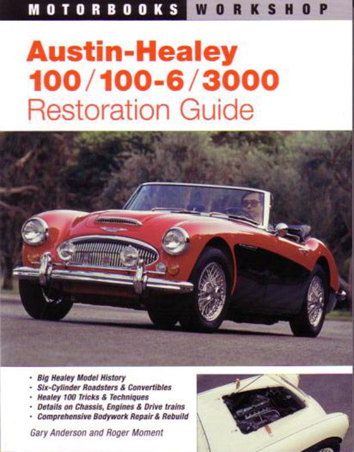 Austin Healey Books Amp Manuals