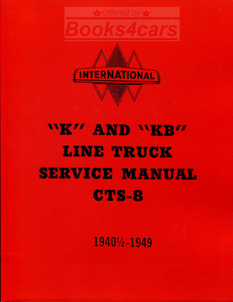 International manuals at books4cars 40 49 k and kb truck shop service repair manual by international for cts 8 622 pages 451106 fandeluxe Choice Image