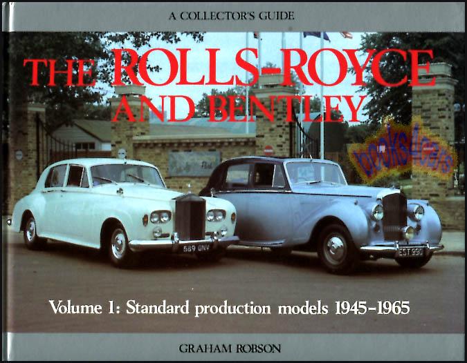 Rolls Royce Manuals At Books4Carscom - Bentley Mk Vi Wiring Diagram