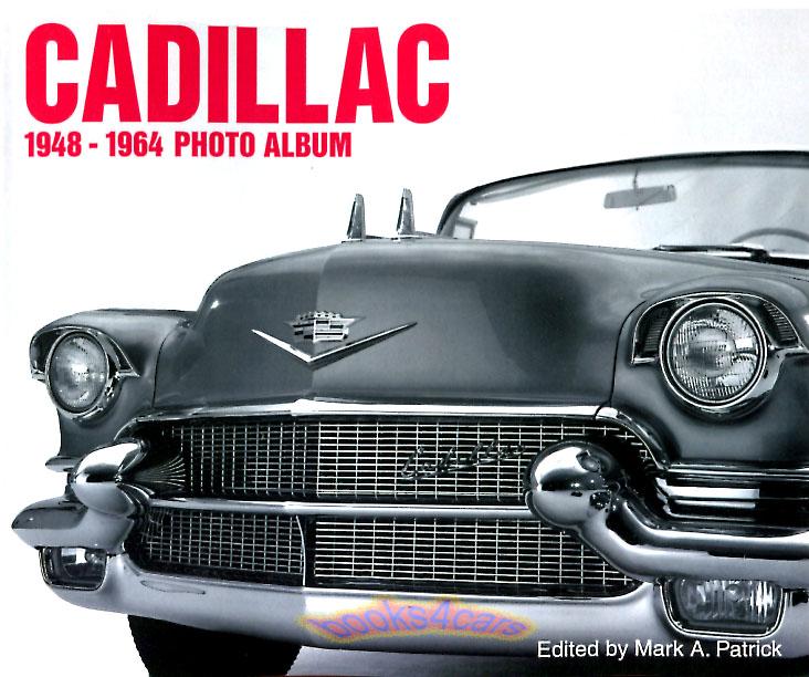 Cadillac Parts Interchange Manual Book Deville Eldorado Buyers Guide 1959-1976