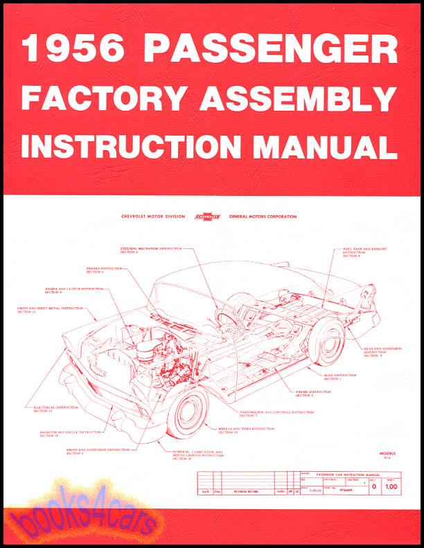 Chevrolet Manuals at Books4Cars.com