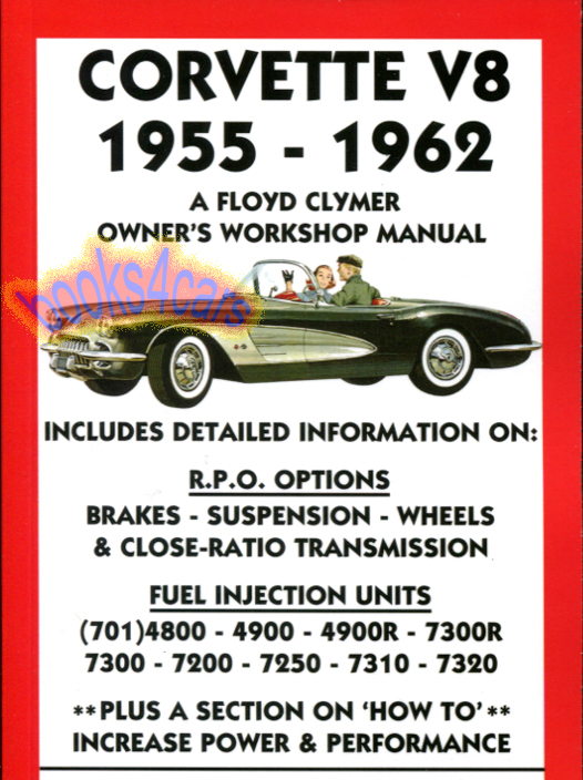 research.unir.net Motors Other Car Manuals CORVETTE SHOP MANUAL ...