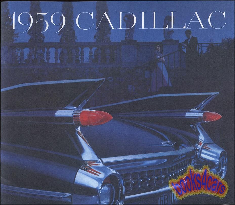 1998 Cadillac DeVille Original Sales Brochure Book