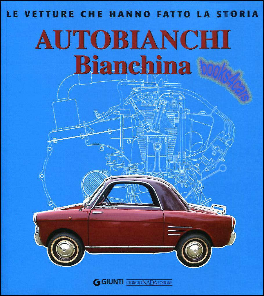 Autobianchi Manuals At Books4Cars.com