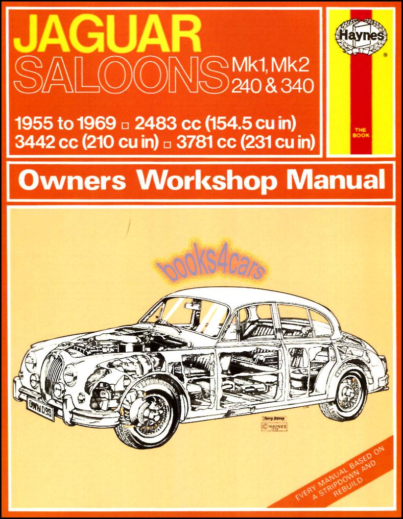 Jaguar Manuals At 1958 Wiring Diagram
