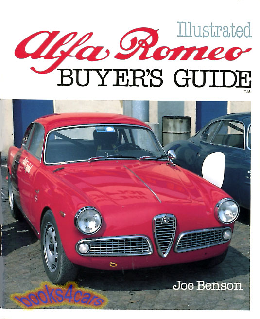 Alfa Romeo Giulia Manuals At Books4Cars.com