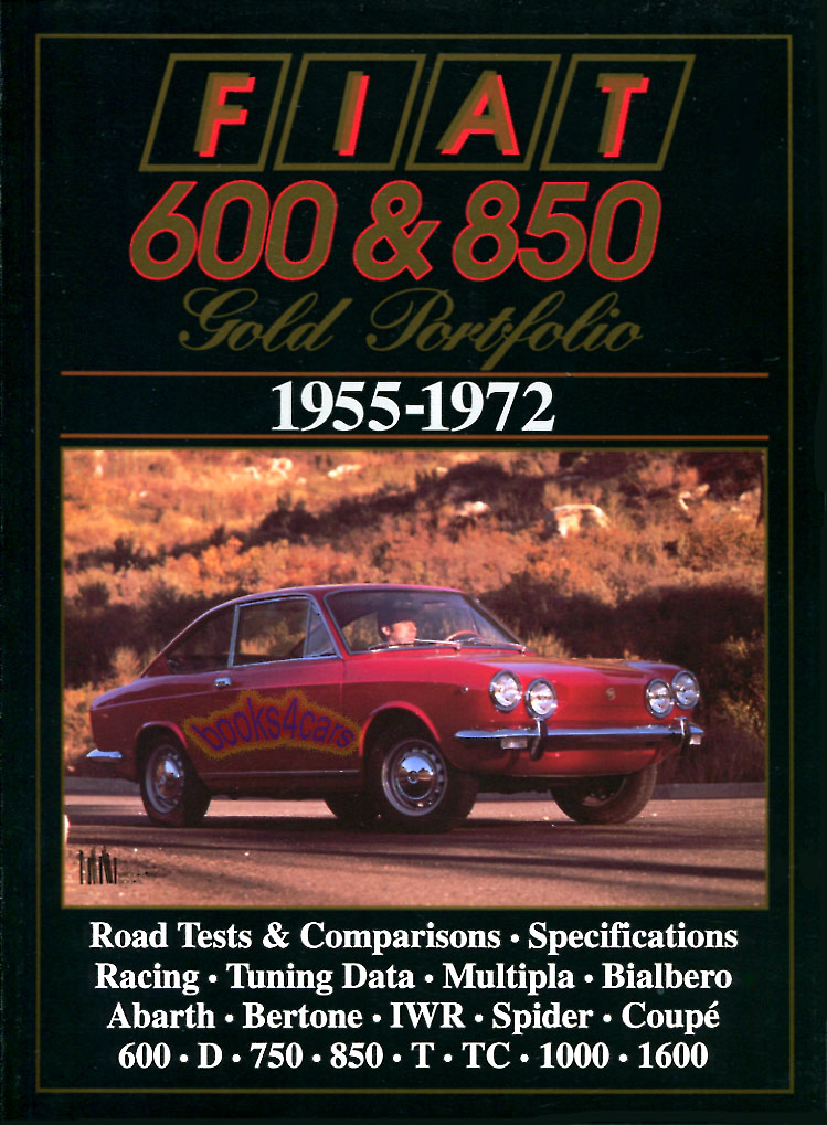 fiat 1600s cabriolet 1964 1979 service repair manual pdf