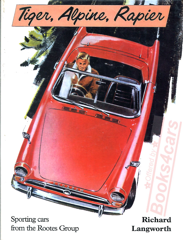 Rootes Manuals at Books4Cars.com on