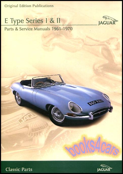66_JHM1119 jaguar shop service manuals at books4cars com jaguar e type series 1 wiring diagram at bayanpartner.co