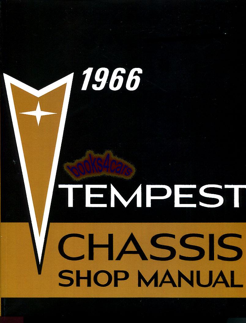 shop manual service repair 1966 pontiac book gto tempest lemans 66 rh ebay com 2005 pontiac gto service manual 1967 pontiac gto service manual