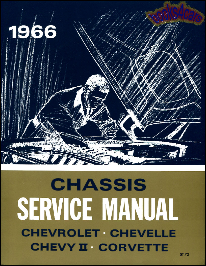 Chevrolet Corvette Manuals At Chassis Wiring Diagram For The 1961 1962