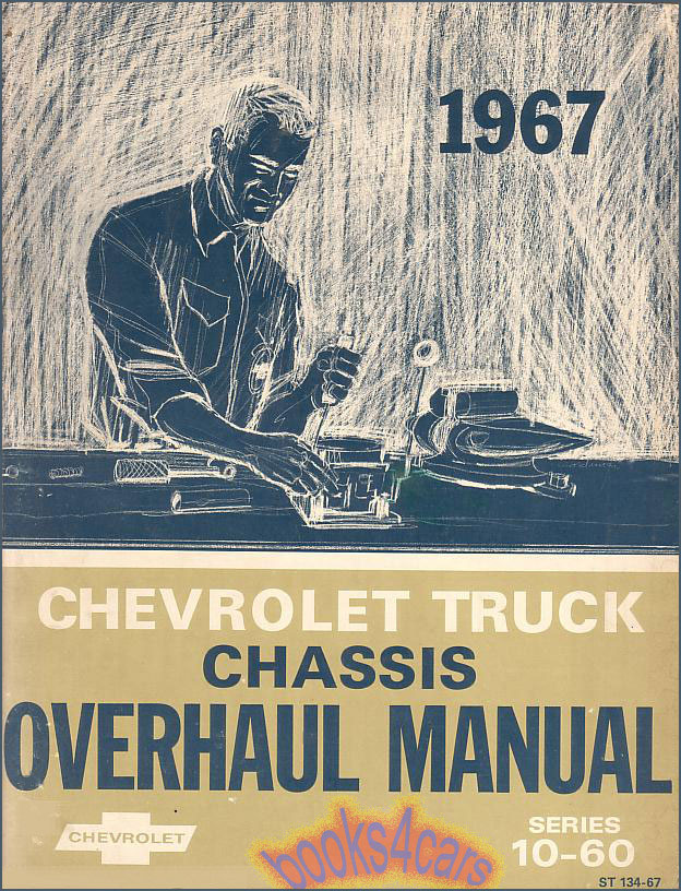Chevrolet Medium Manuals At