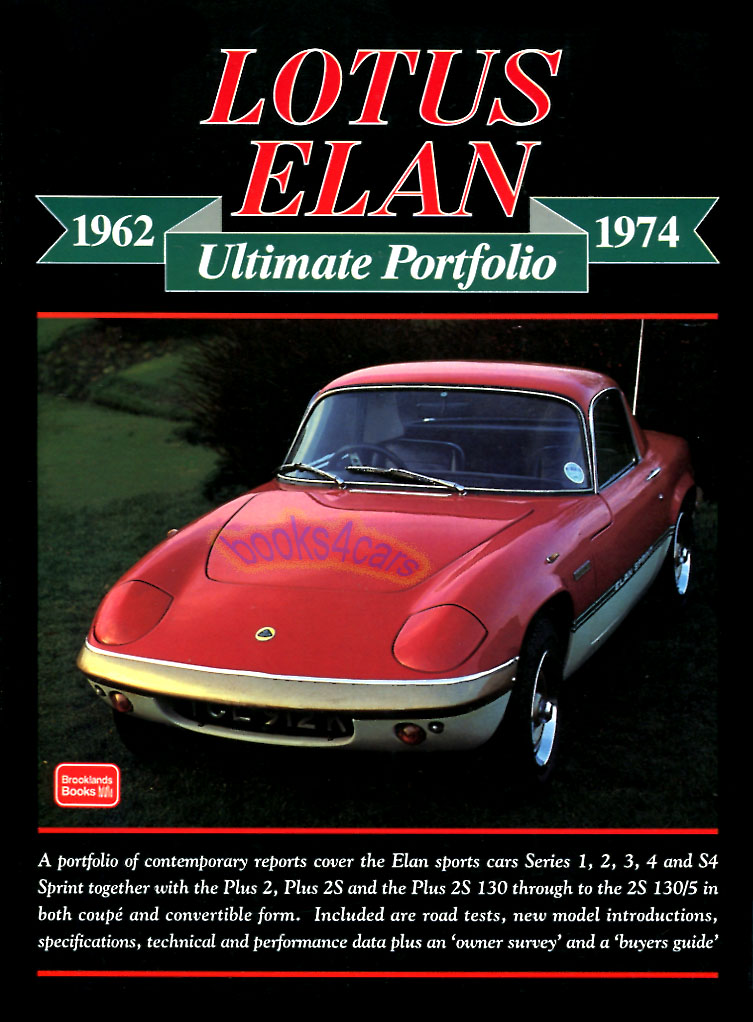 62 74 ultimate portfolio of articles about lotus elan 216 pages in book form 68_a_ltenup