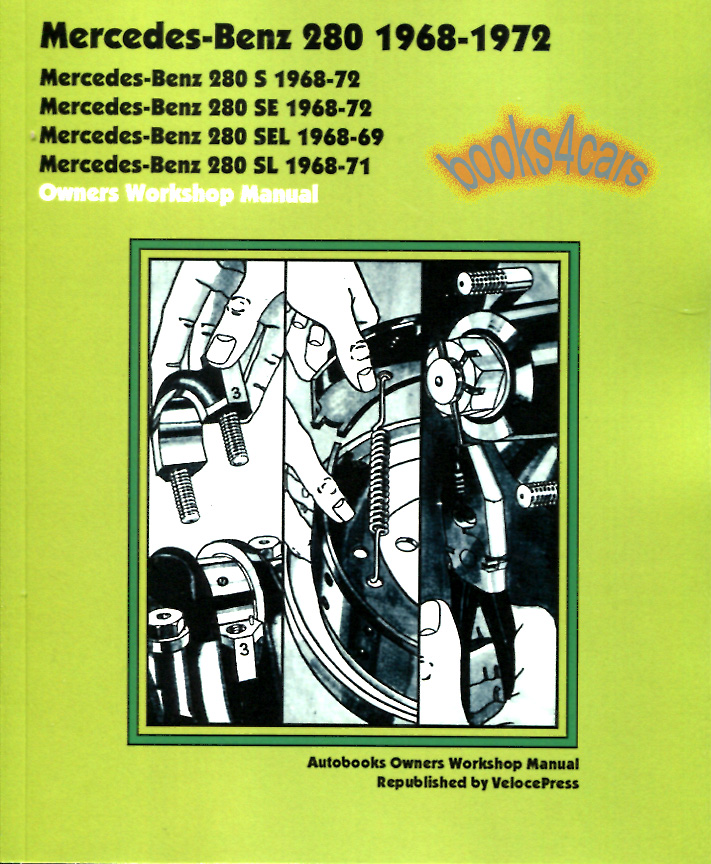 70_867 mercedes shop service manuals at books4cars com 1965 mercedes 220s wiring diagram at bayanpartner.co