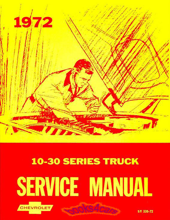 Chevrolet Motorhome Manuals At