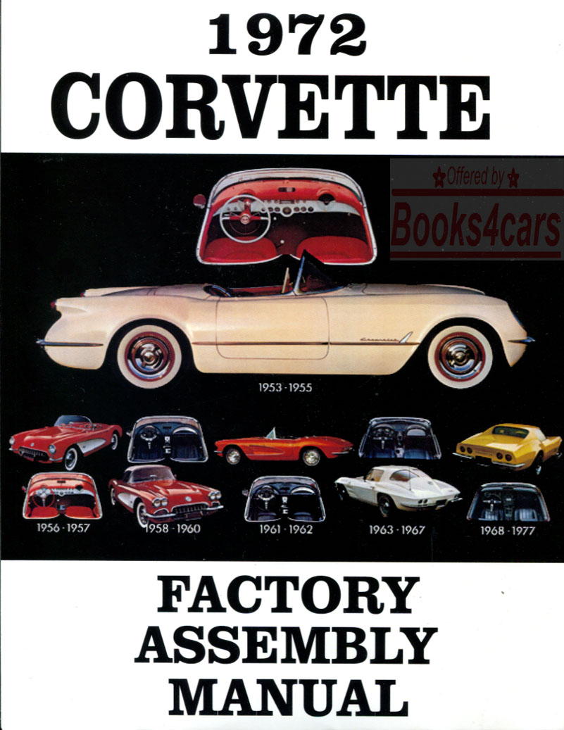 Chevrolet Corvette Manuals At Image 63 Vette Wiring Diagram 72 Wdcv