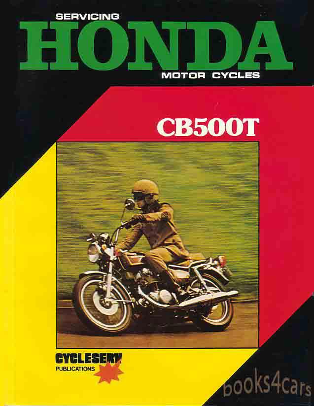Honda Bikes Manuals At Books4cars Com border=