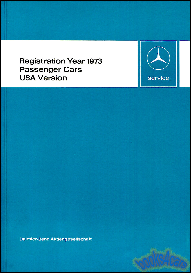 73_Tech_Intro mercedes manuals at books4cars com 1965 mercedes 220s wiring diagram at alyssarenee.co