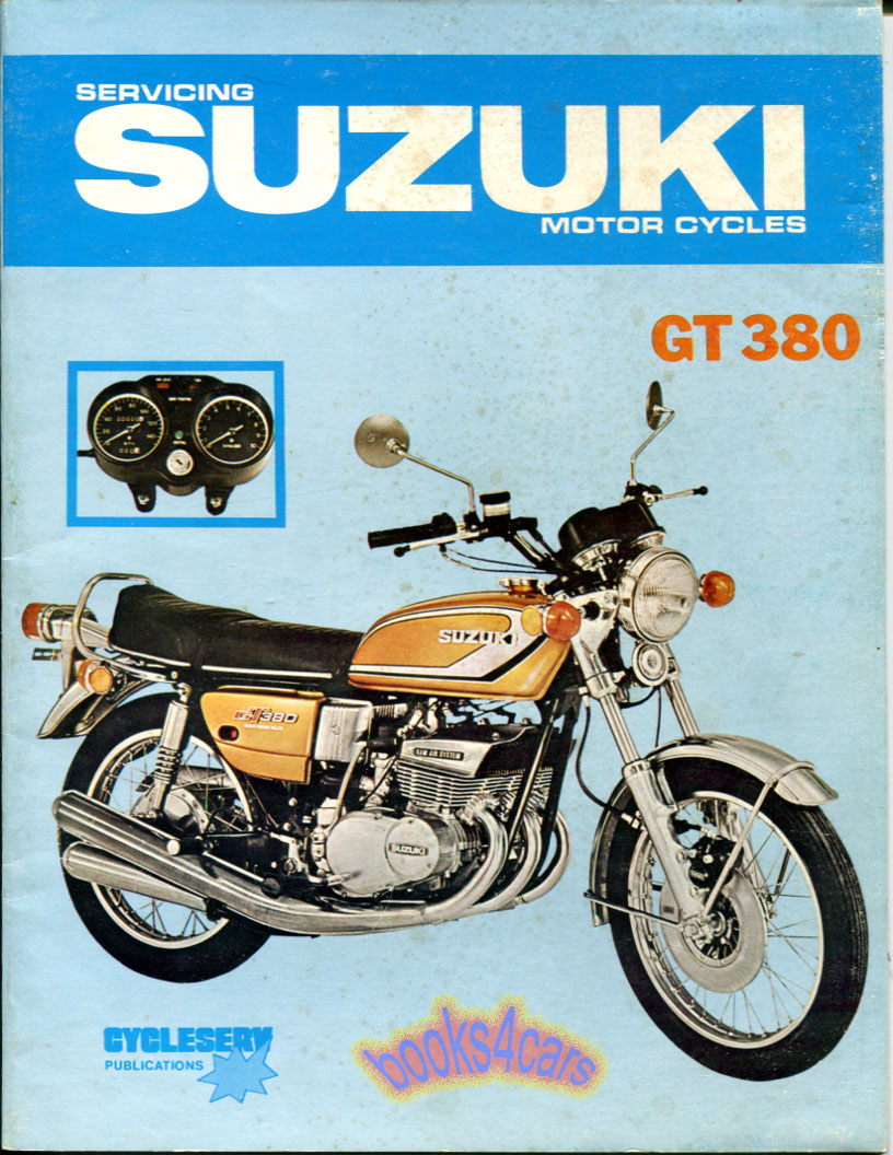 suzuki gt manuals at. Black Bedroom Furniture Sets. Home Design Ideas