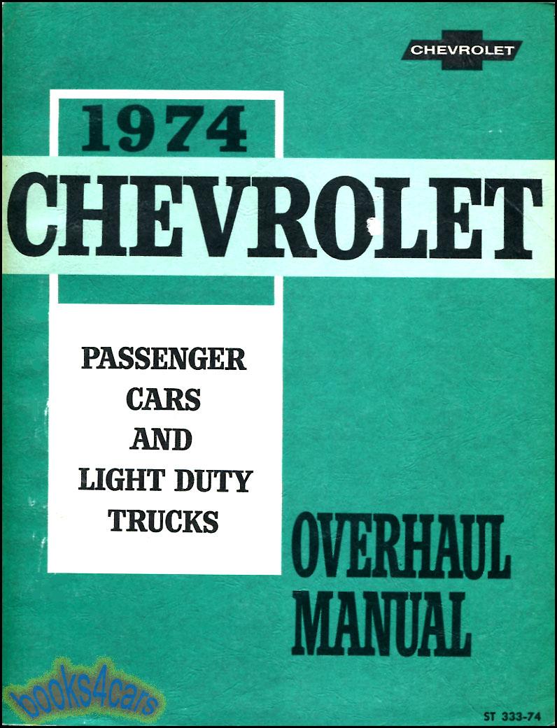 Chevrolet Chevelle Shop  Service Manuals At Books4cars Com