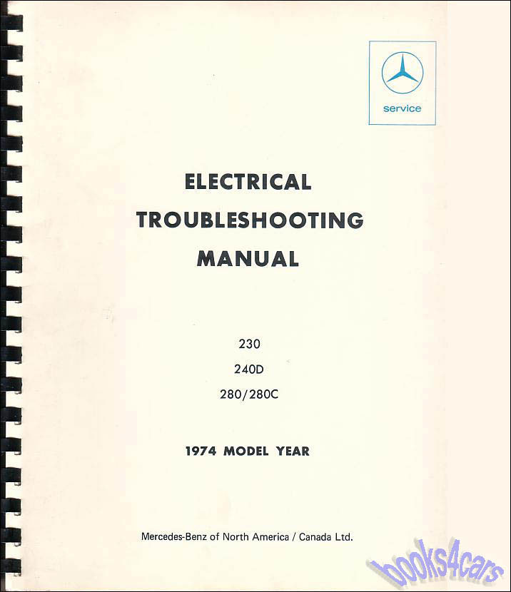 74_S_2415_115 mercedes manuals at books4cars com 1965 mercedes 220s wiring diagram at bayanpartner.co