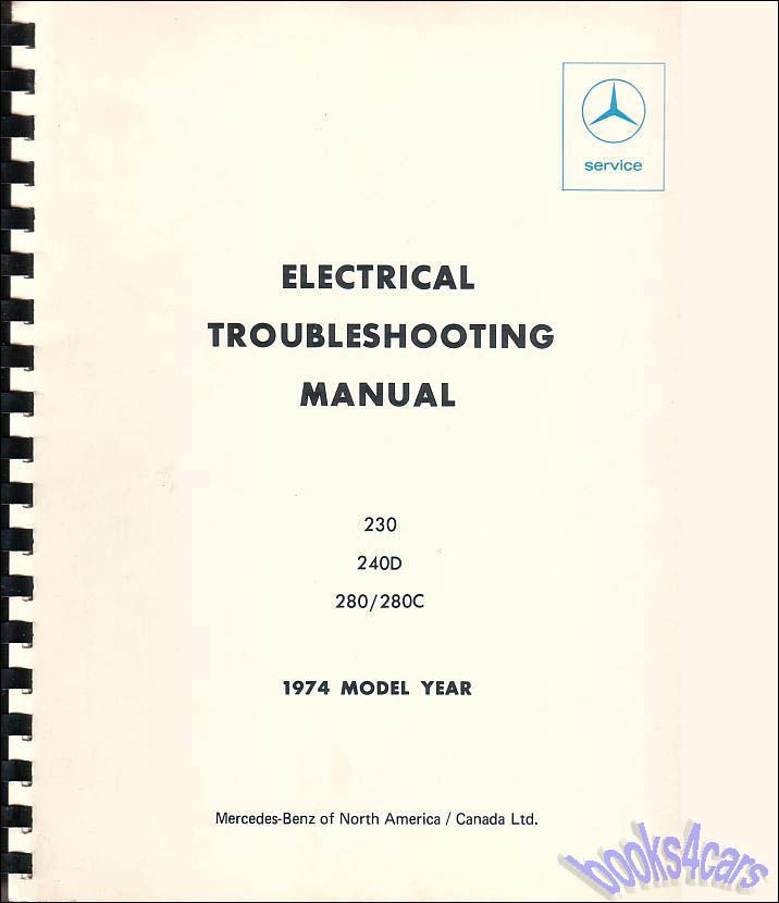 mercedes 240 manuals at books4cars
