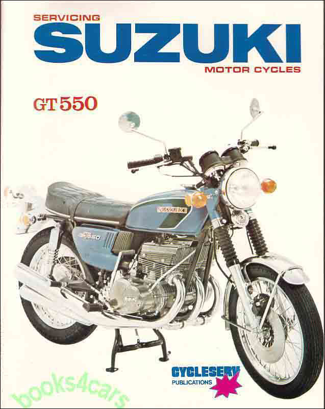 suzuki manuals at books4cars com rh books4cars com Suzuki GT 550 Suzuki GT 550