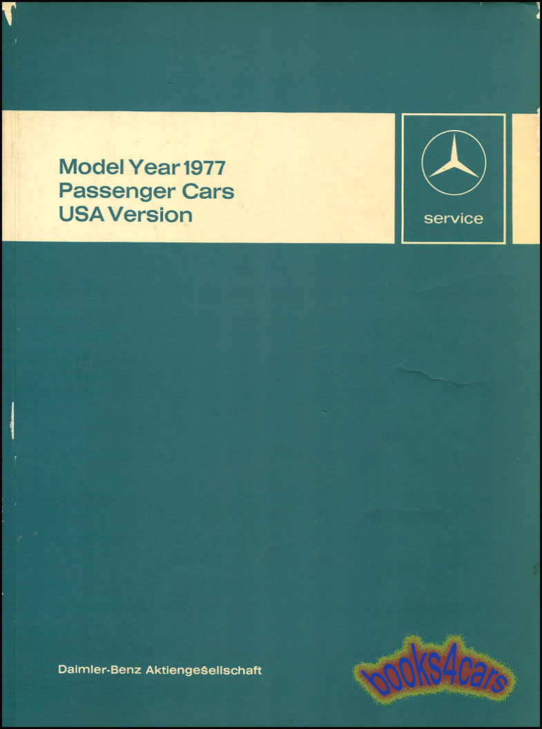 Mercedes 123 Manuals At 1983 Wiring Diagrams