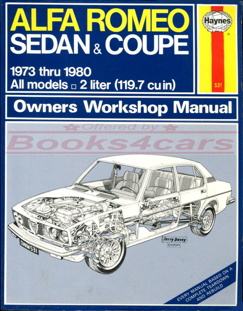 shop manual service repair alfa romeo haynes book chilton owners rh ebay co uk alfa 33 16v workshop manual Alfa 33 Stradale