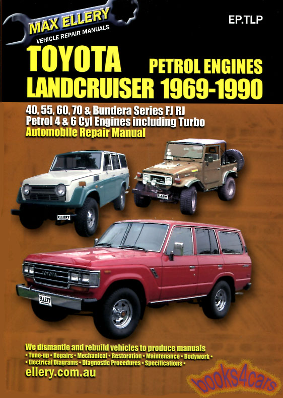 toyota truck manuals at books4cars com rh books4cars com fj62 owners manual fj62 owners manual pdf