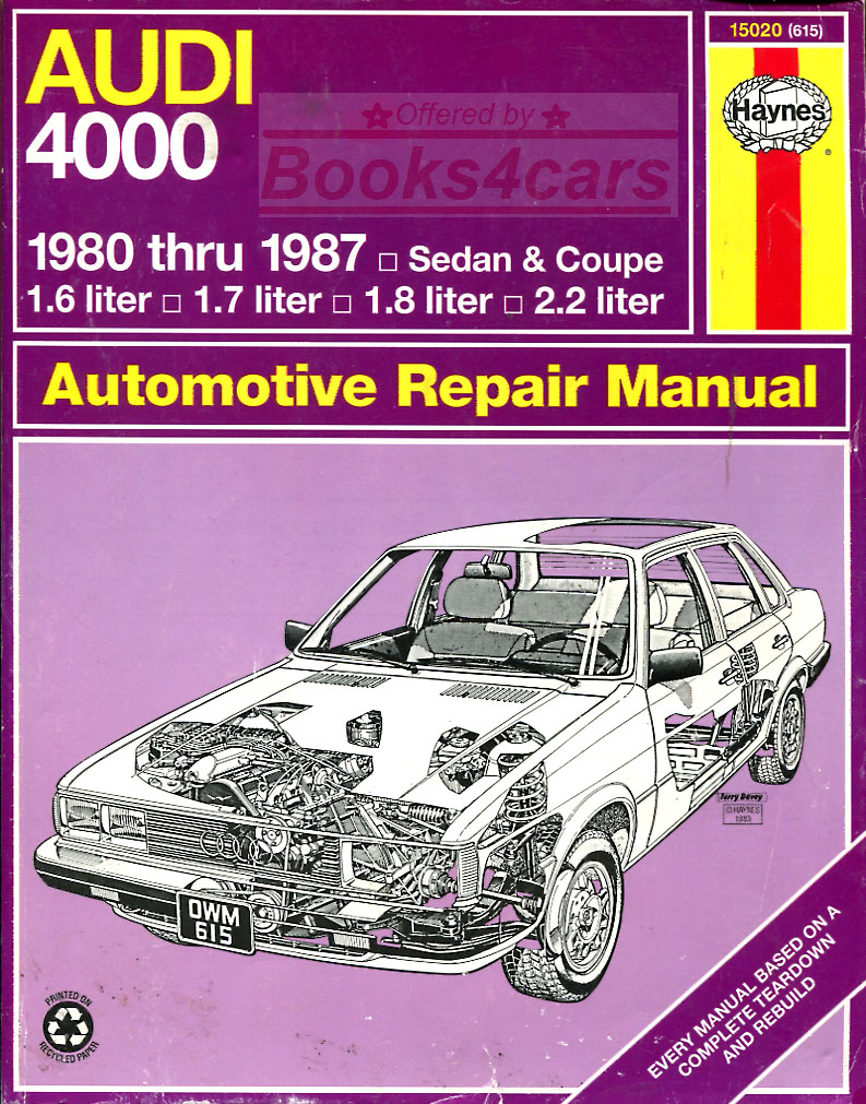 audi shop service manuals at books4cars com rh books4cars com Bosch K-Jetronic Mixture Adjustment K-Jetronic Flooded