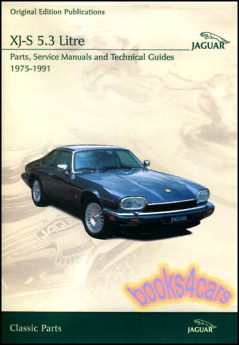 Motors Other Car Manuals research.unir.net Jaguar XJ 12 Series 2 ...