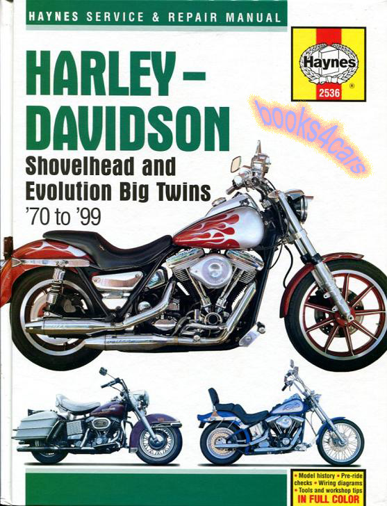 shop manual service repair book haynes harley davidson shovelhead rh ebay com harley davidson shovelhead parts manual harley davidson shovelhead workshop manual