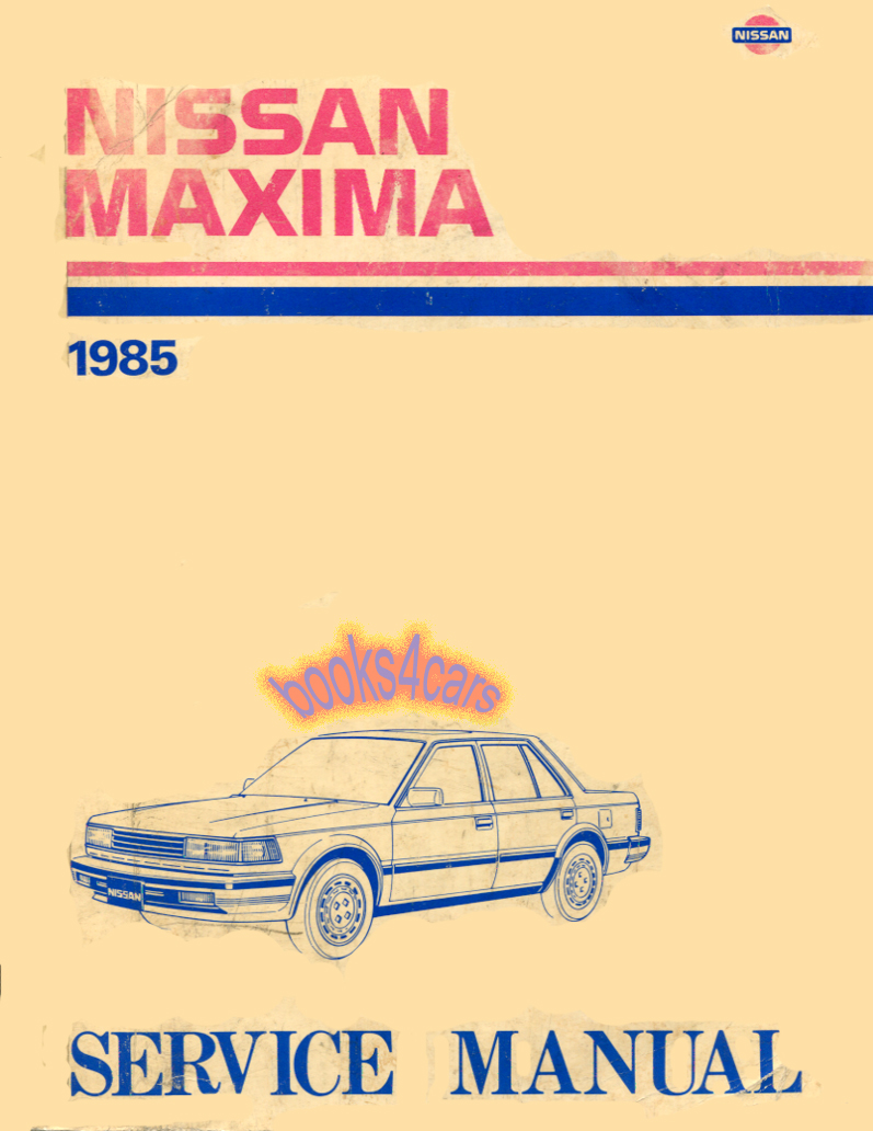 Nissan Maxima Manuals At Wiring Diagram Cefiro A32 85 Shop Service Repair Manual By Maxsm