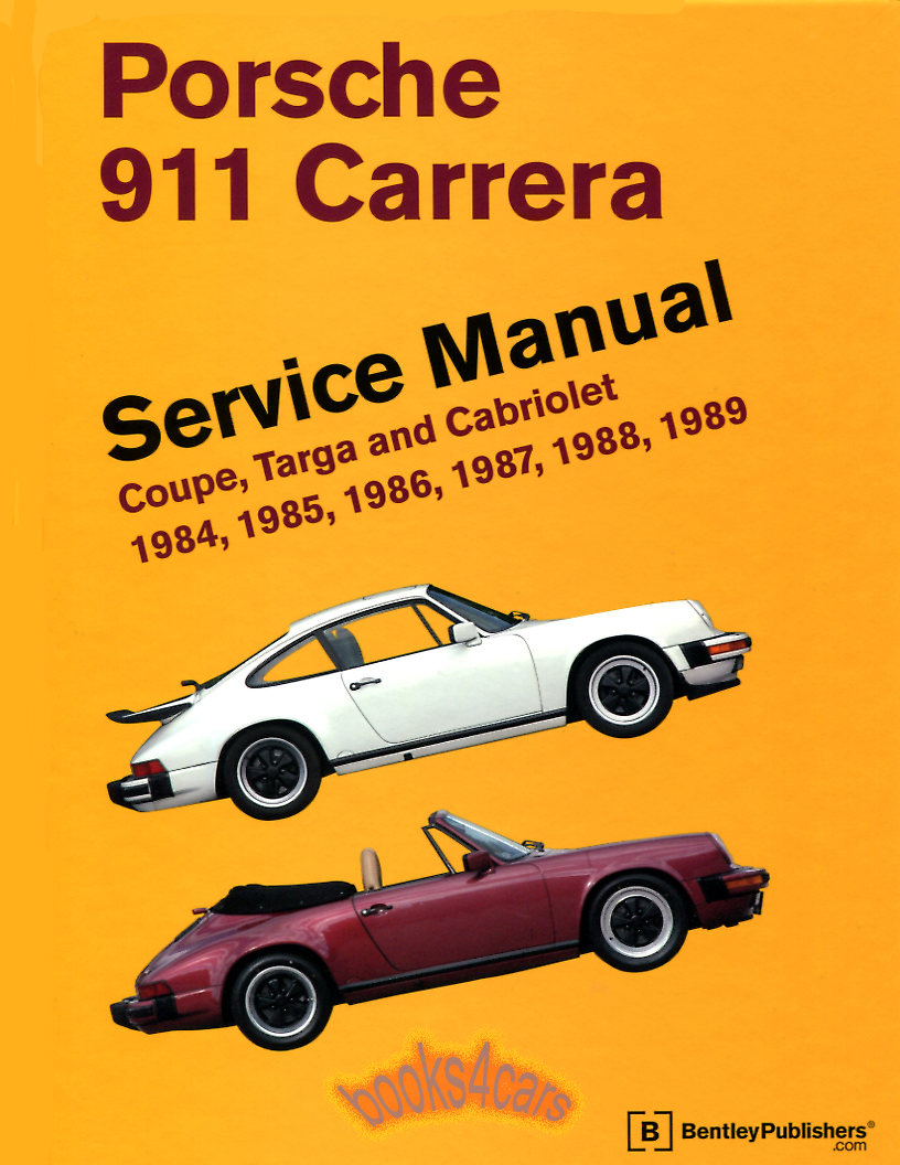 Porsche Manuals At Books4cars Com