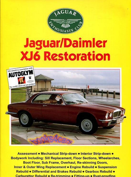 75 79 jaguar xj6 a c air conditioning wiring