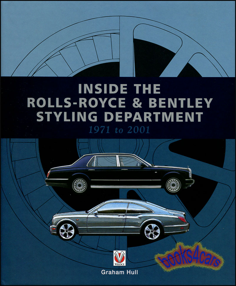 ROLLS ROYCE Illustrated Parts Manual CD /'80-/'89! BENTLEY