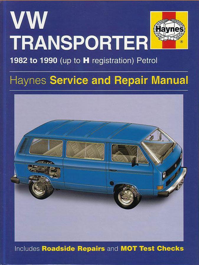 Volkswagen Vanagon Shop  Service Manuals At Books4cars Com