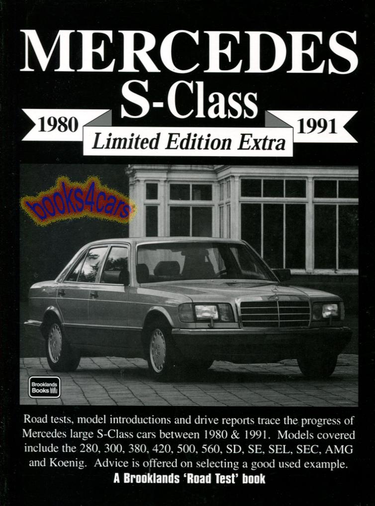 mercedes 380se manuals at books4cars com rh books4cars com JCB Forklift Manuals MB Rockville Service