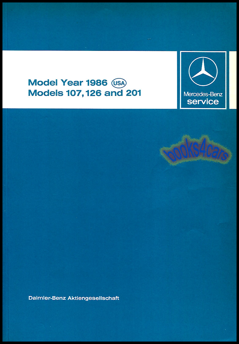 Mercedes 300sd Shop Service Manuals At 1973 220 Wiring Diagram