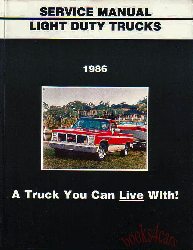 86_X8632 chevrolet c k manuals at books4cars com  at aneh.co