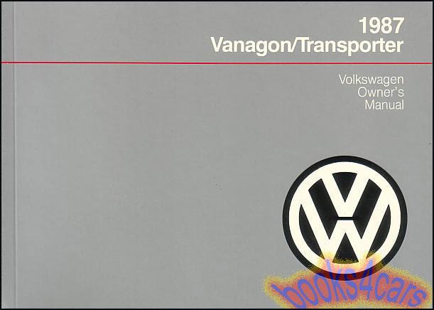 Volkswagen Truck Manuals at Books4Cars com