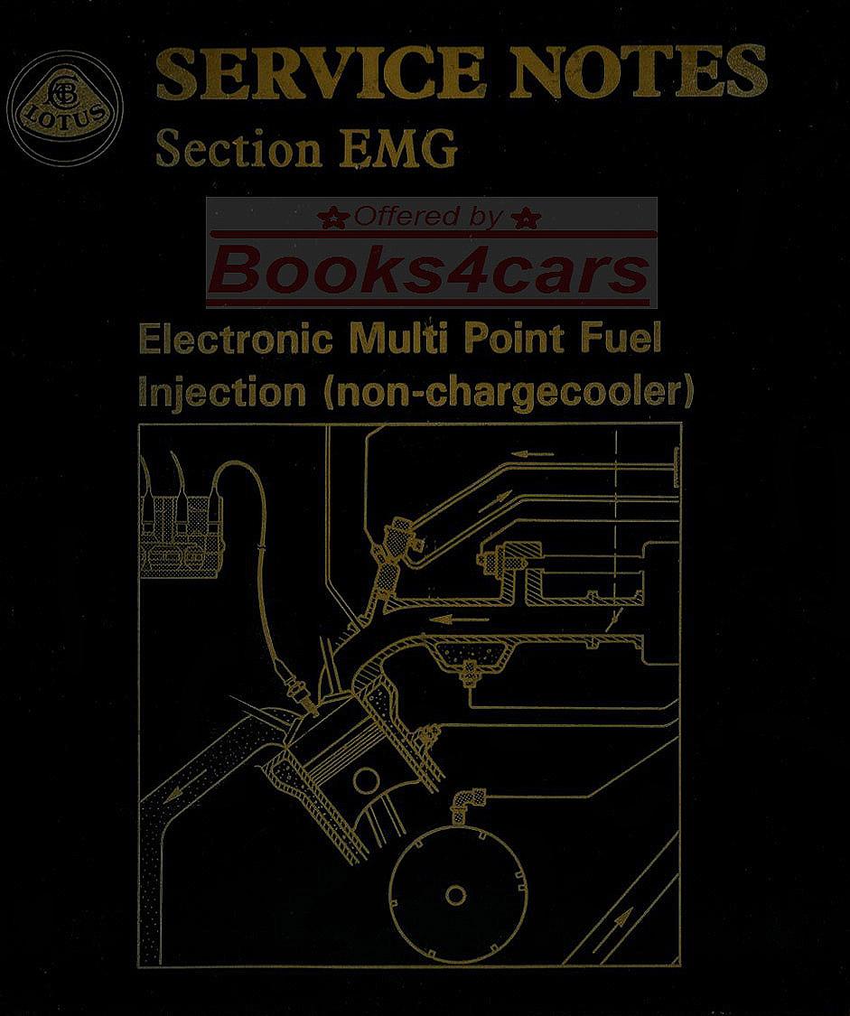 Lotus Manuals At Books4cars Com