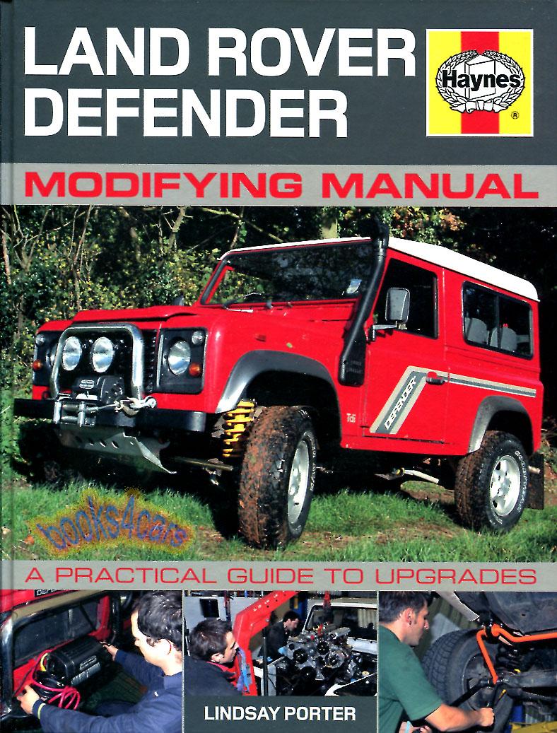 Land Rover Defender Shop Service Manuals At Wiring Diagram 95