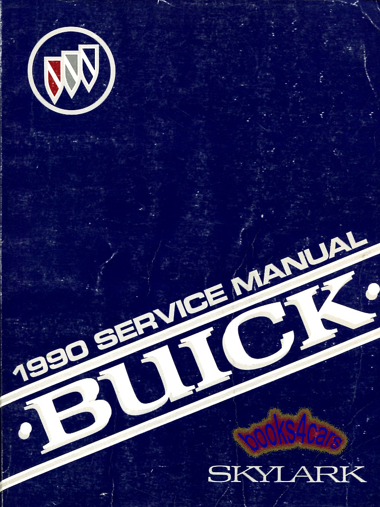 Buick Manuals At Books4cars Com