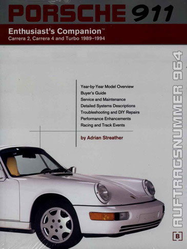 porsche manuals at books4cars com rh books4cars com Porsche 993 porsche 911 964 buyer's guide