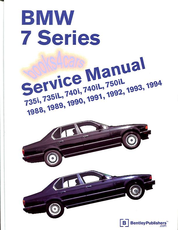 bmw 750 manuals at books4cars com rh books4cars com 1990 BMW 740iL 1998 BMW 750iL V12