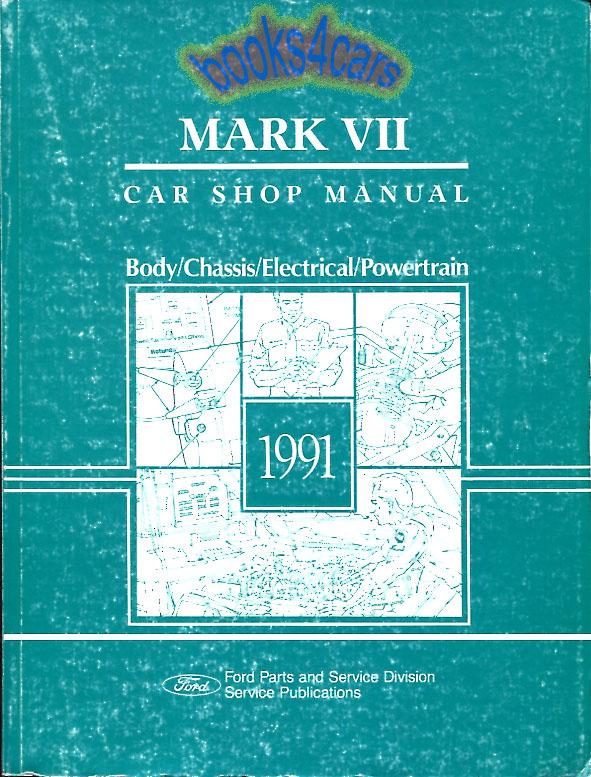 Lincoln Manuals At Books4cars Com