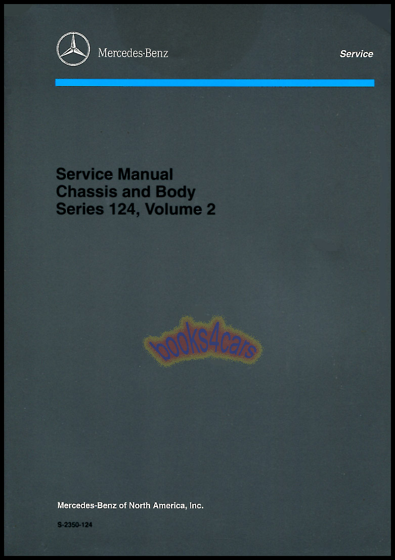 mercedes 300d repair manual pdf
