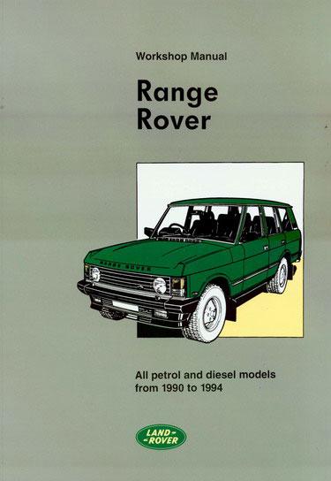 Land Rover ShopService Manuals at Books4Carscom